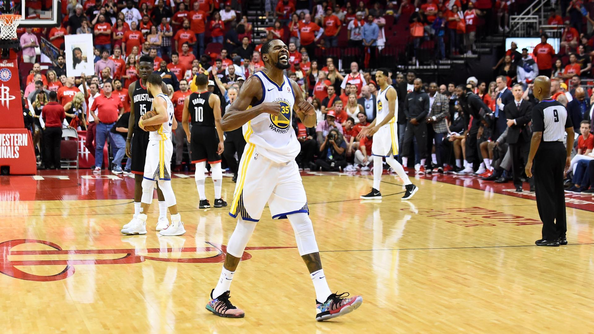 Ultimate Highlight: Warriors-Rockets, Game 7 in 2018