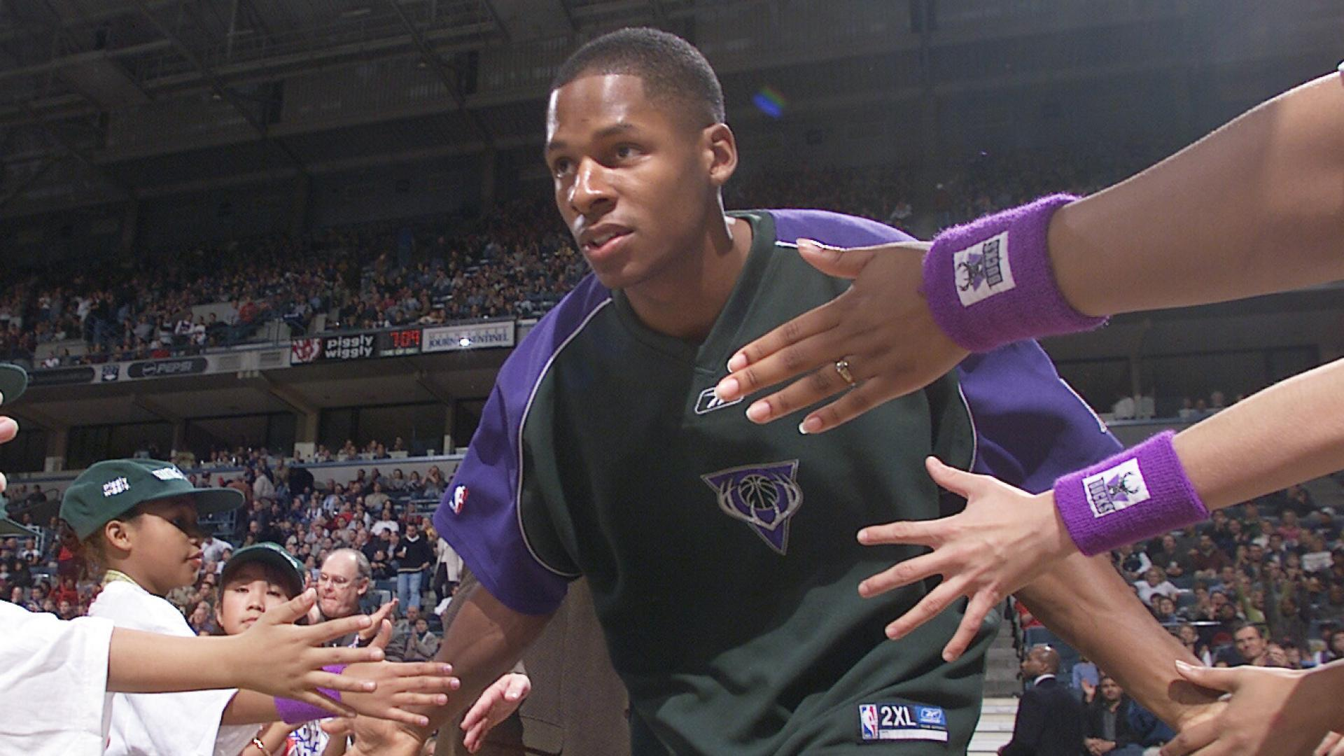 Consistency, durability guide marksman Ray Allen into Hall of Fame
