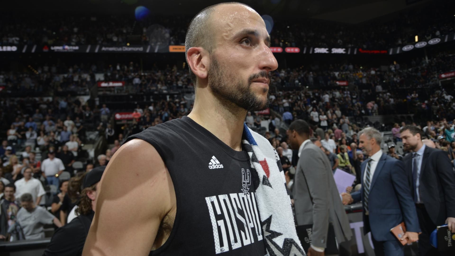 Blogtable: What is the one thing you'll always remember about Manu Ginobili?