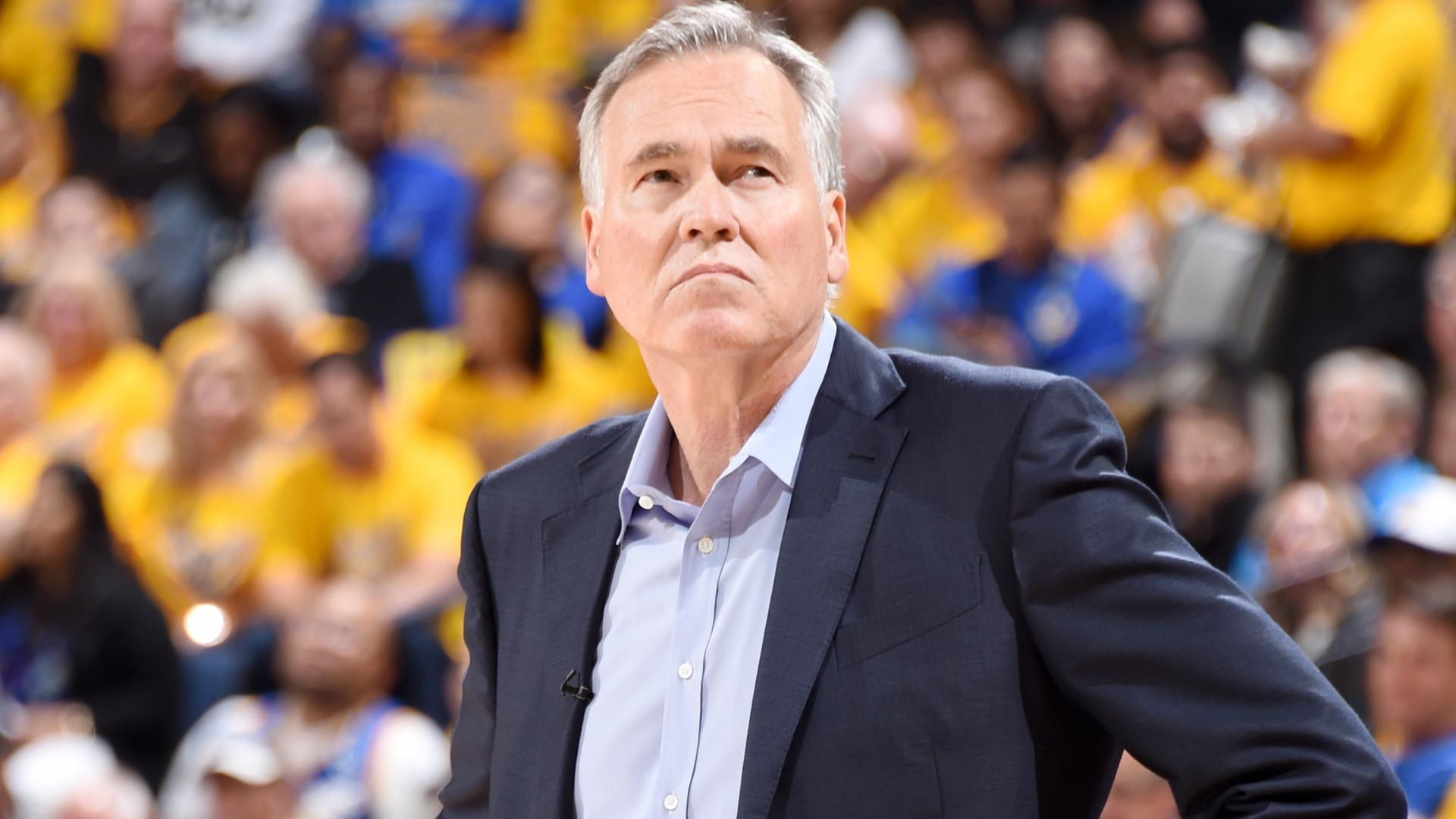 Mike D'Antoni joins Pelicans coaching staff as advisor