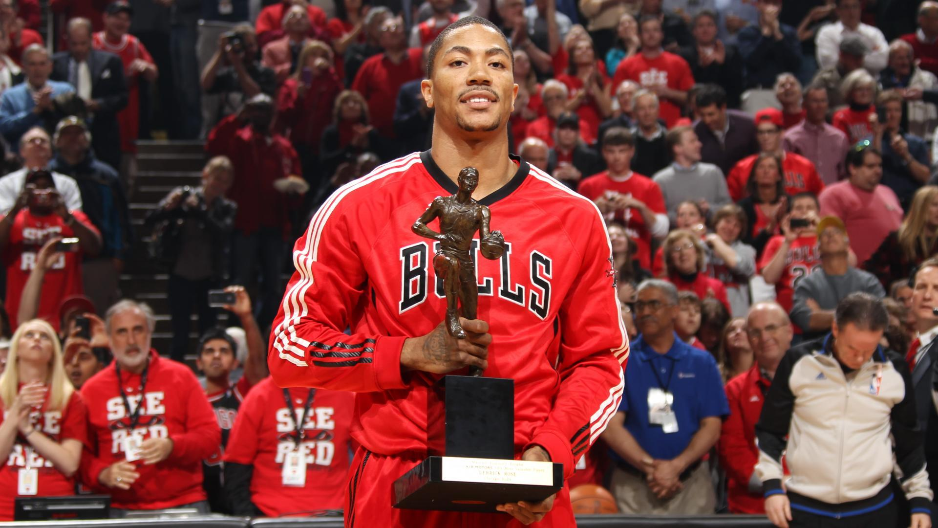 Top Moments: Derrick Rose becomes youngest player to win MVP
