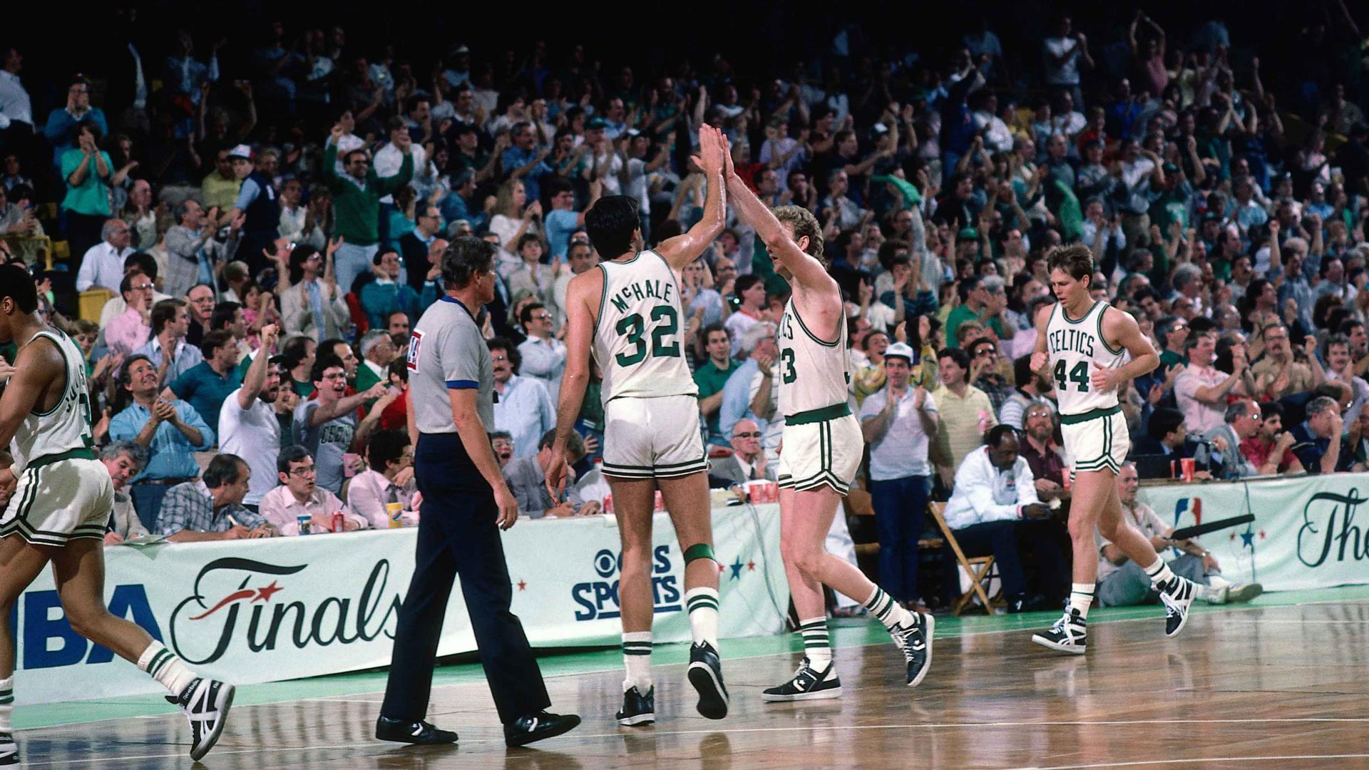 Legendary Moments in NBA History: Celtics go 40-1 at home