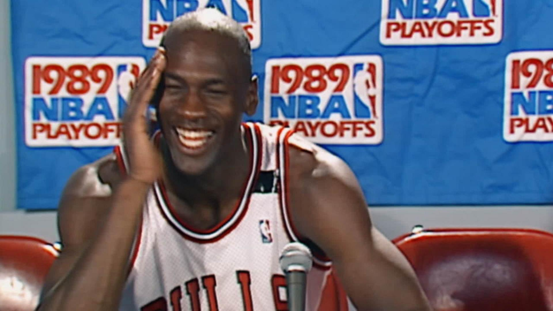 Legendary Moments In NBA History: Michael Jordan hits iconic shot to eliminate Cavaliers