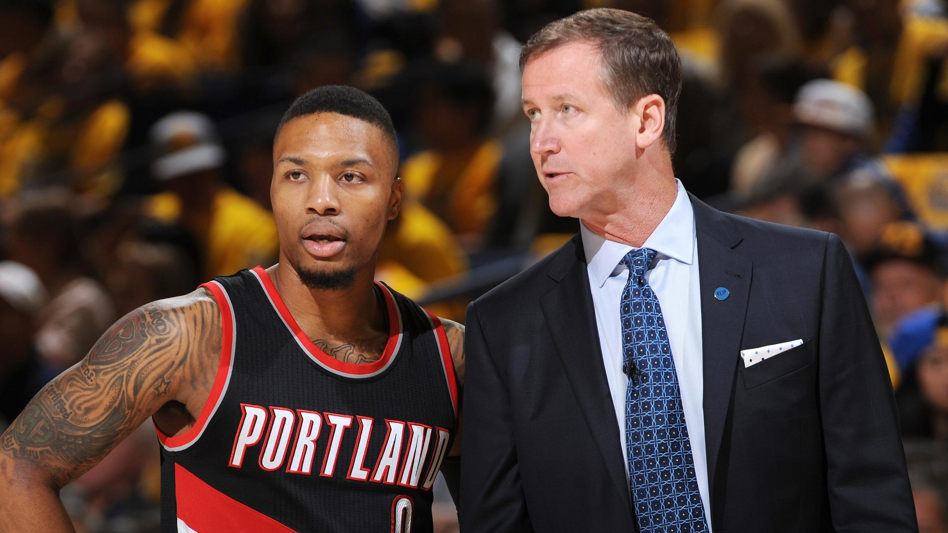 Trail Blazers, Terry Stotts mutually agree to part ways