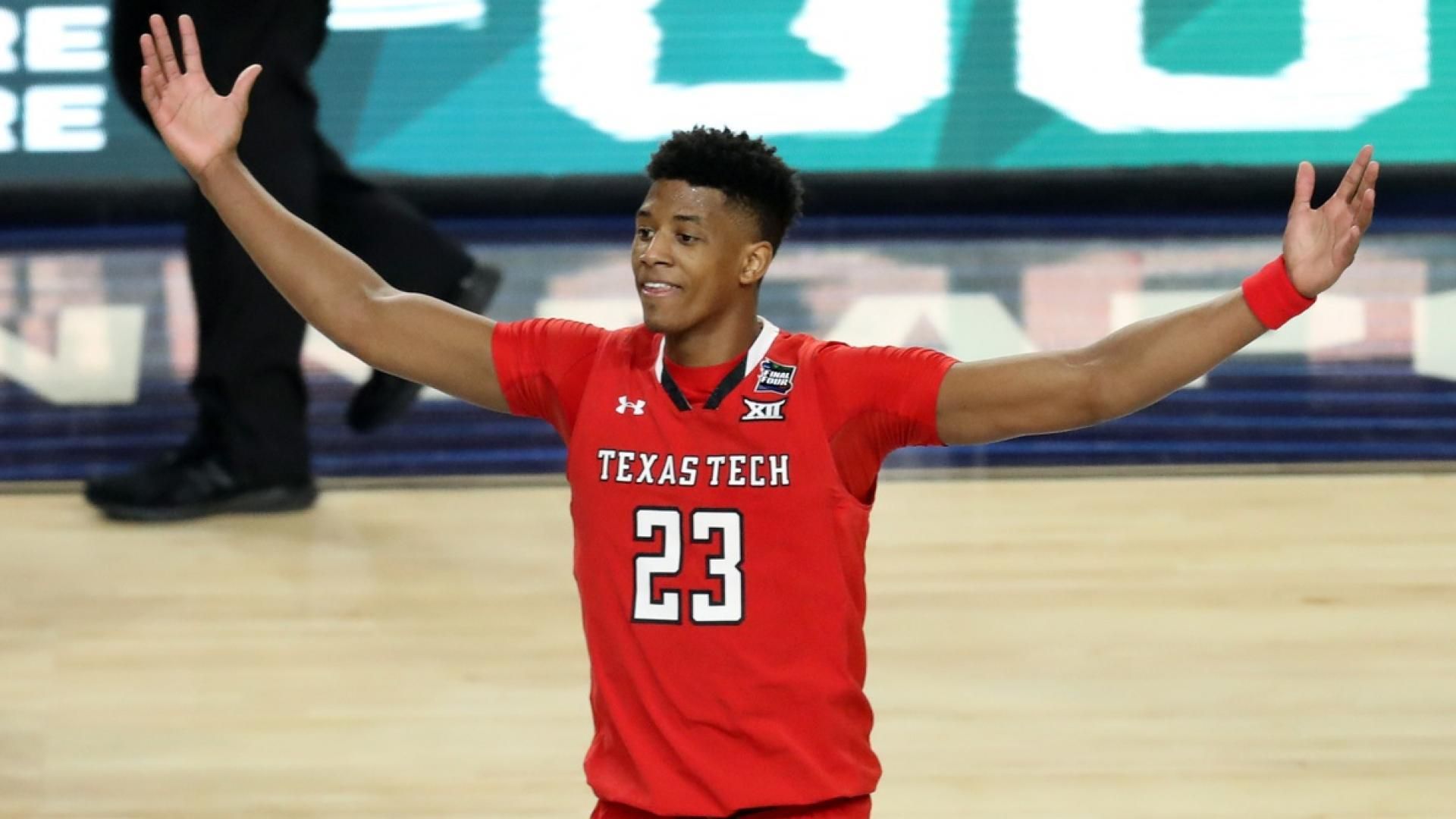 Texas Tech S Jarrett Culver Is Addicted To The Game Nba Com