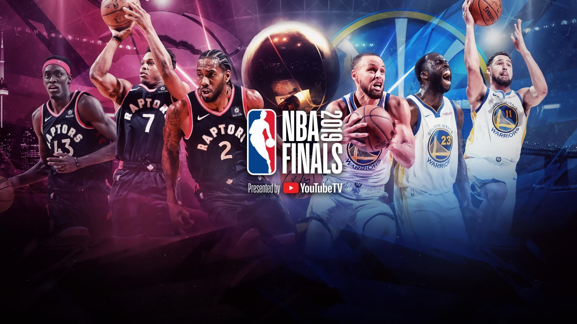 Raptors Warriors Set For Historic Matchup In 2019 Nba Finals Presented By Youtube Tv Nba Com