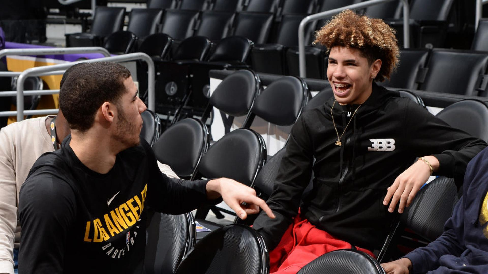 LaMelo Ball, 17, signs with Australian team to prep for NBA