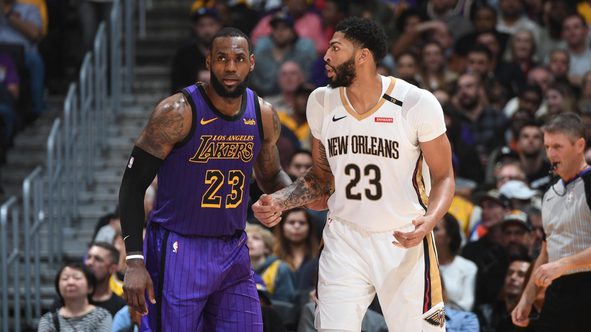 Report: LeBron won't swap off No. 23 until 2020-21 season   NBA.com