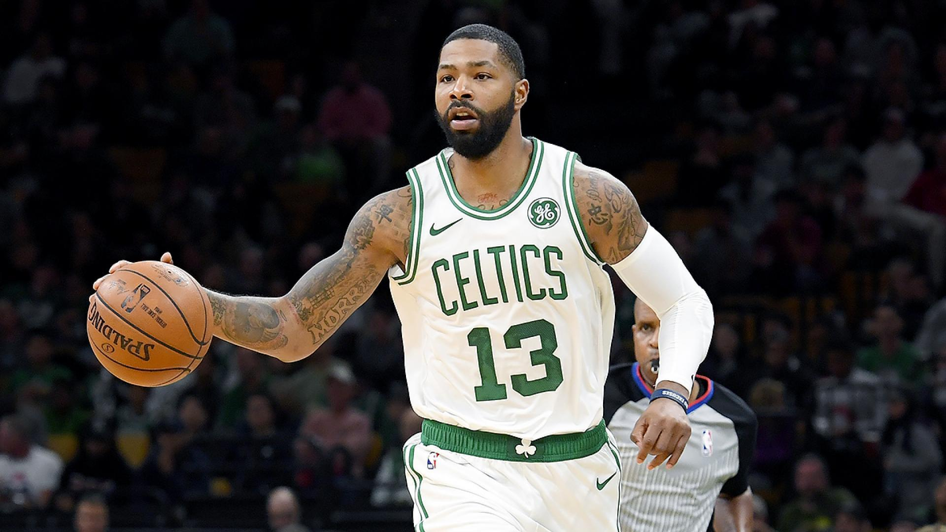 Reports Marcus Morris Spurning Spurs For Deal With Knicks Nba Com