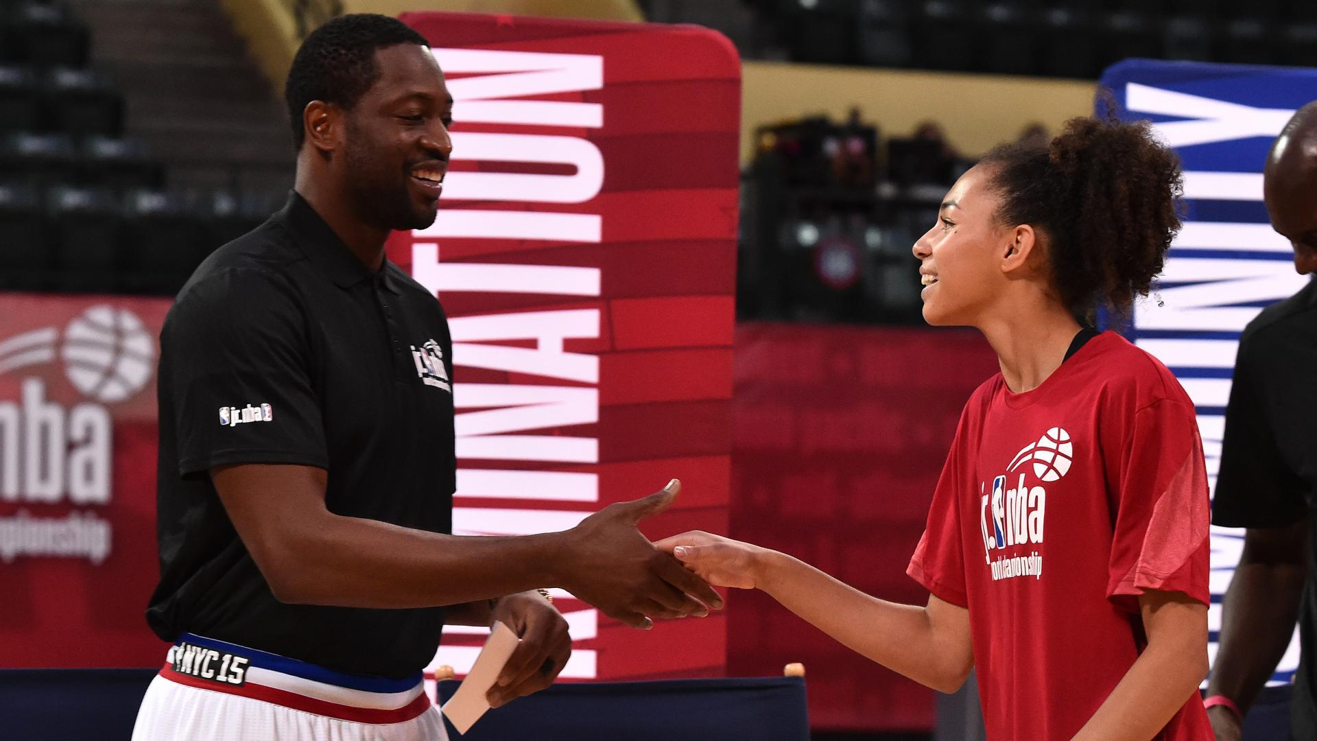 Youth from around the world to meet in Orlando for second Jr. NBA Global Championship
