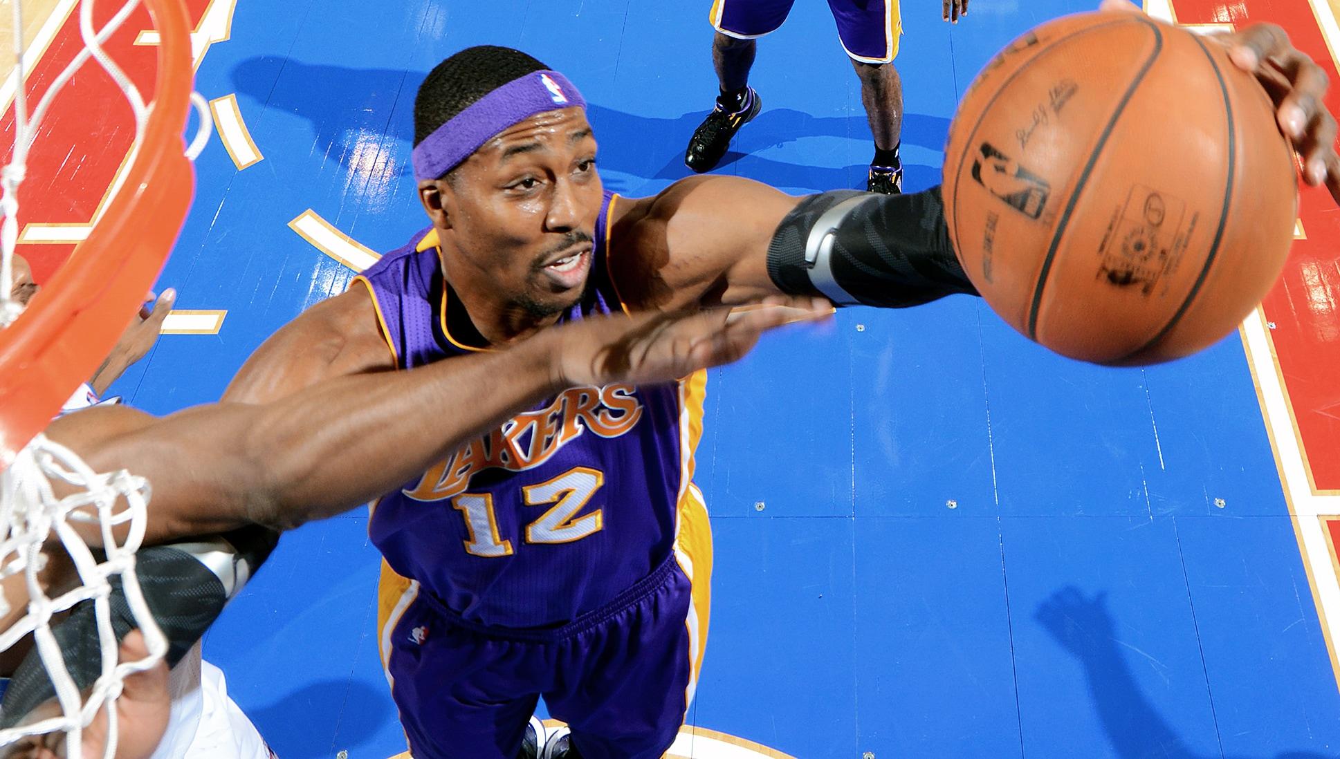 Reports: Los Angeles Lakers adding Dwight Howard, Trevor Ariza, Wayne Ellington