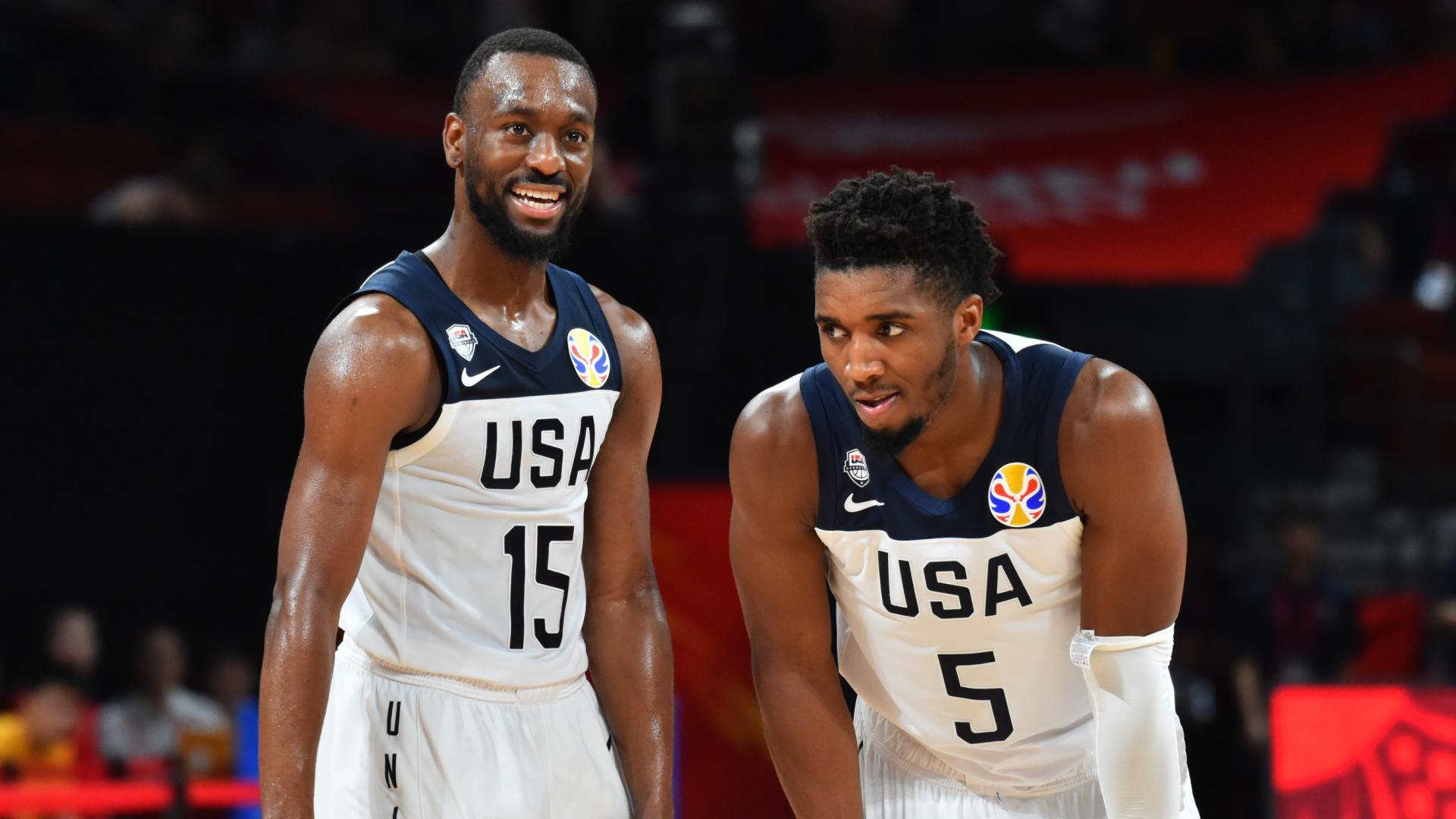 Team USA keeps top spot in FIBA men's world rankings