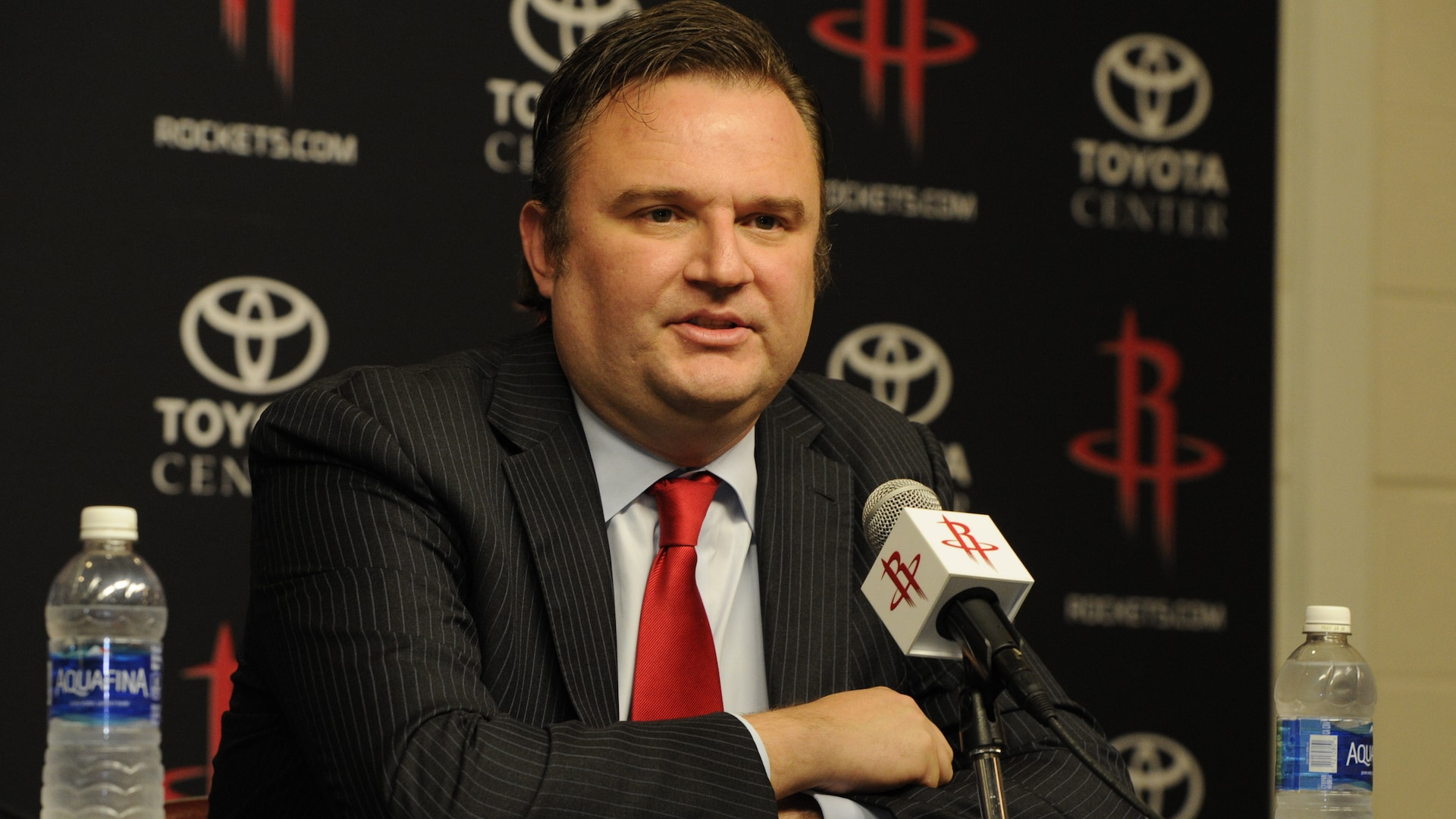 Daryl Morey stepping down as Rockets GM after 13 seasons