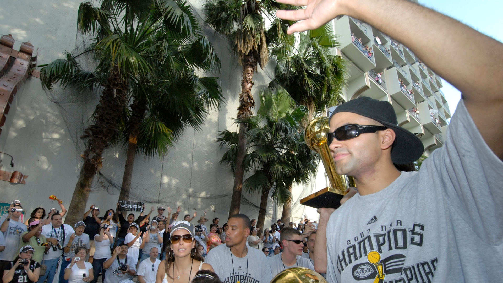 San Antonio celebrates Tony Parker Day