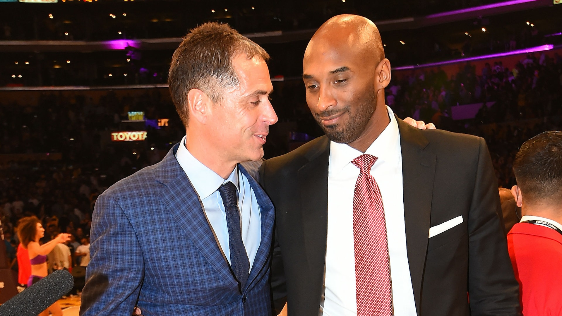 Rob Pelinka: 'I lost my best friend and my sweet goddaughter'
