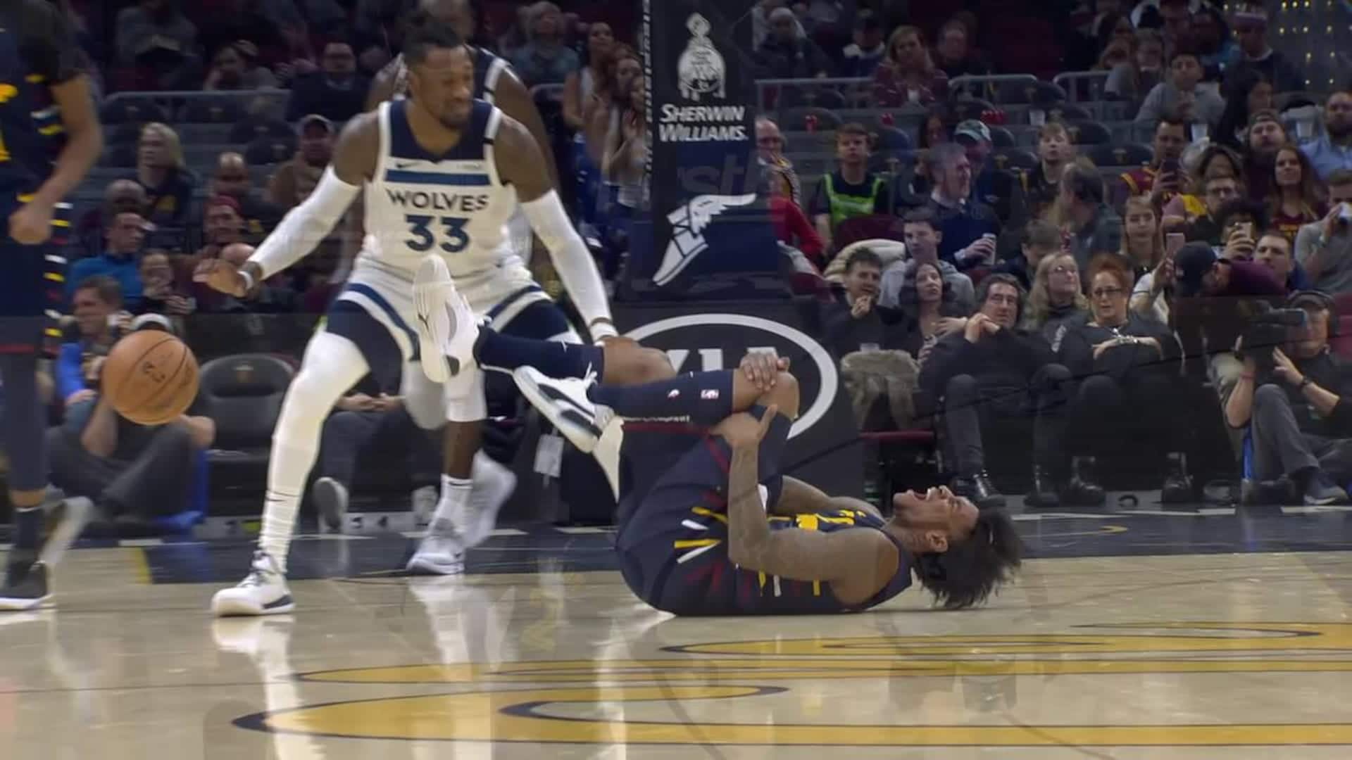 Kevin Porter Jr. out at least 2 weeks with left knee sprain
