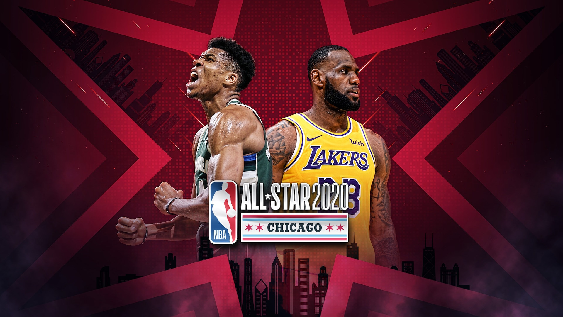 Lakers' LeBron James, Bucks' Giannis Antetokounmpo named starters and captains for 2020 NBA All-Star Game