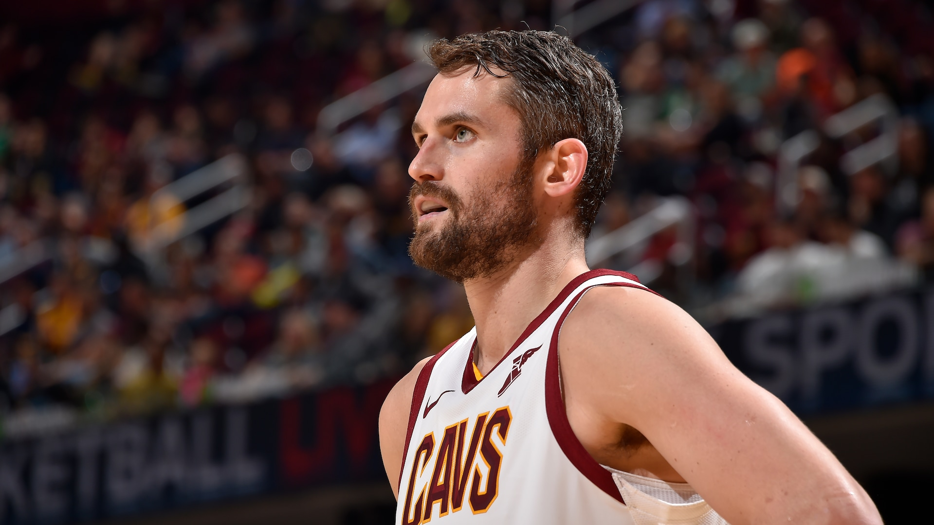 Report: Kevin Love directs shootaround outburst toward Cleveland Cavaliers general manager