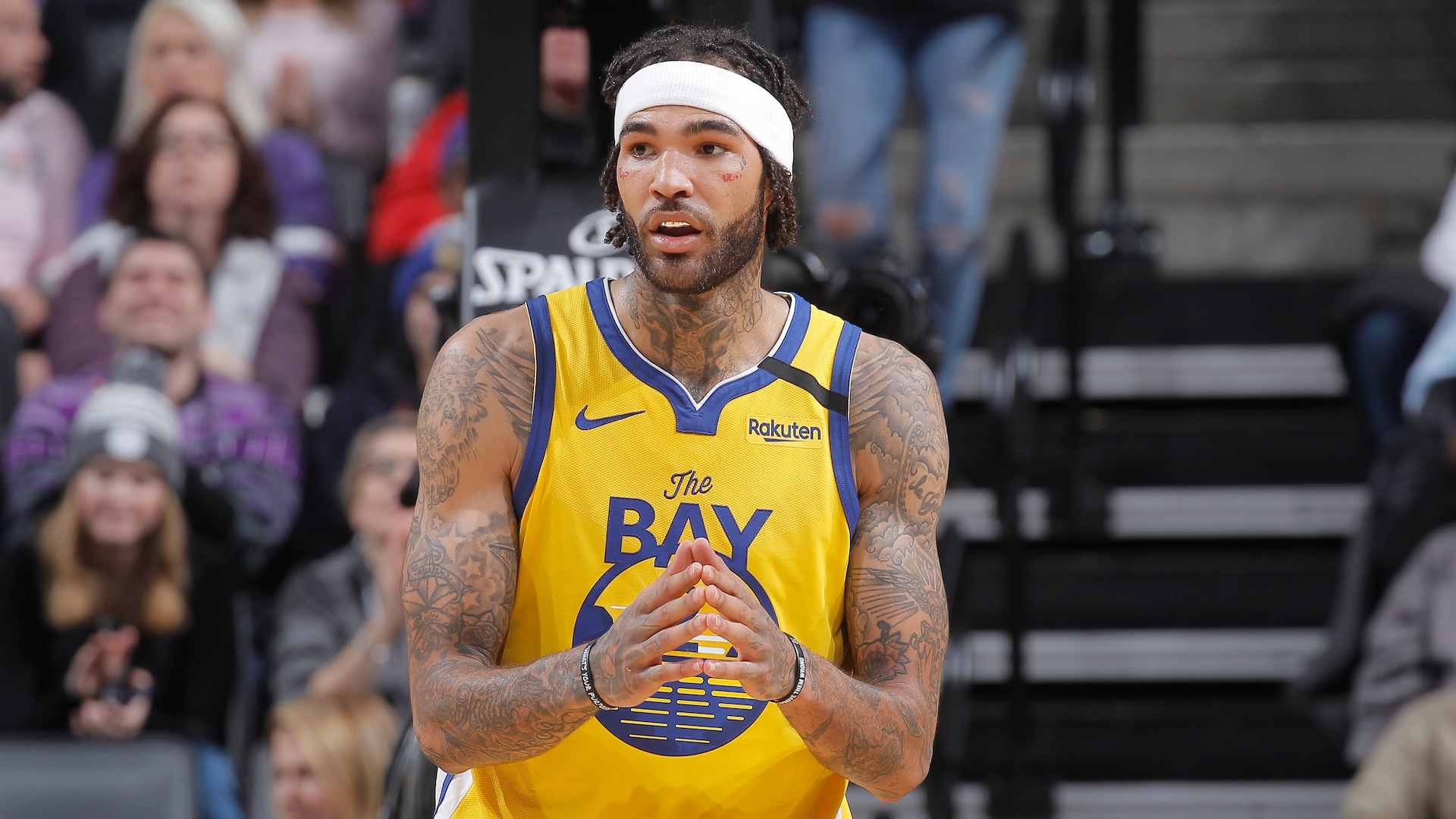 Mavericks acquire Willie Cauley-Stein from Warriors
