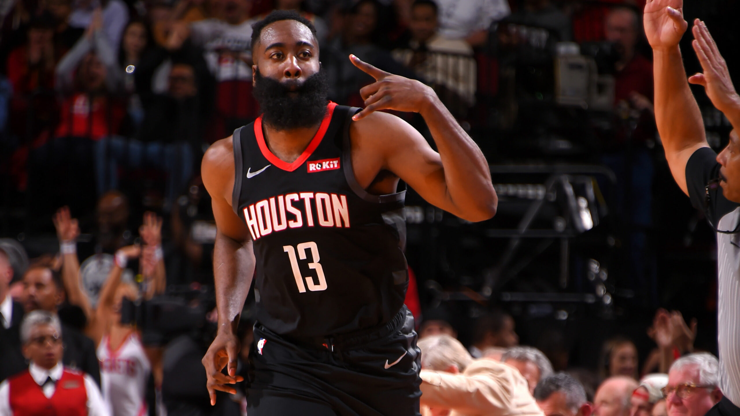 James Harden, Rockets shred Nuggets' trapping defense