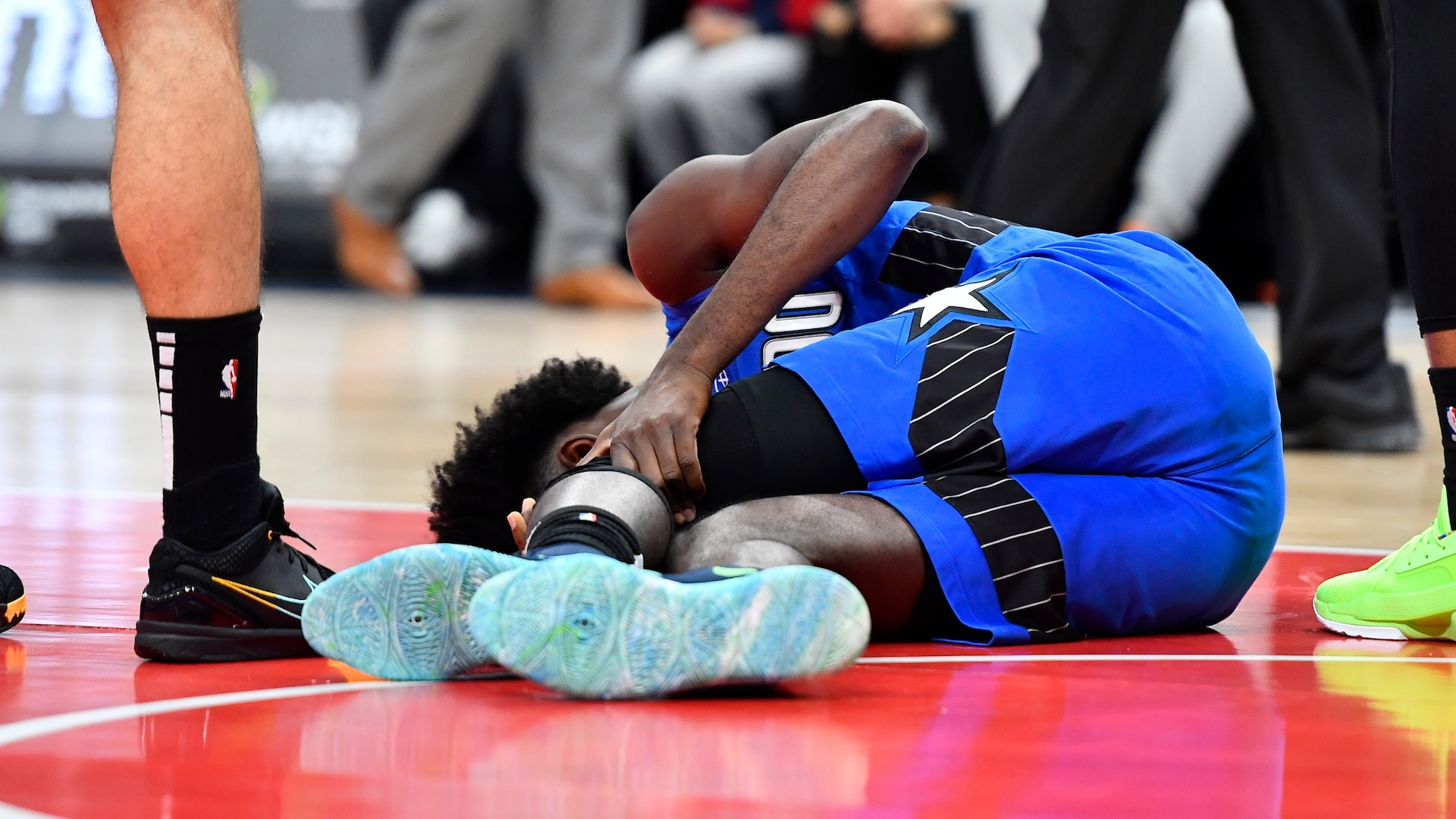 Magic's Jonathan Isaac (knee) out at least 2 months