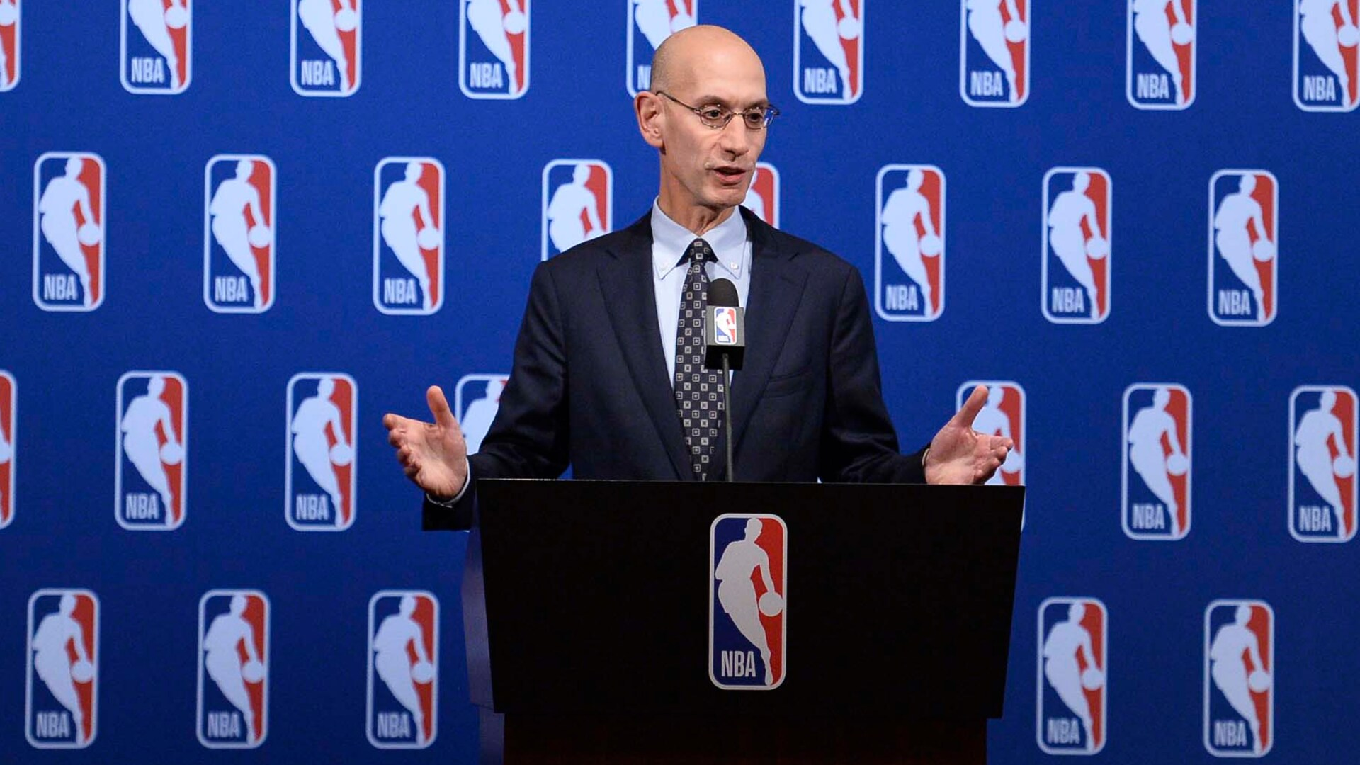 NBA pushes back plans for April vote on schedule changes