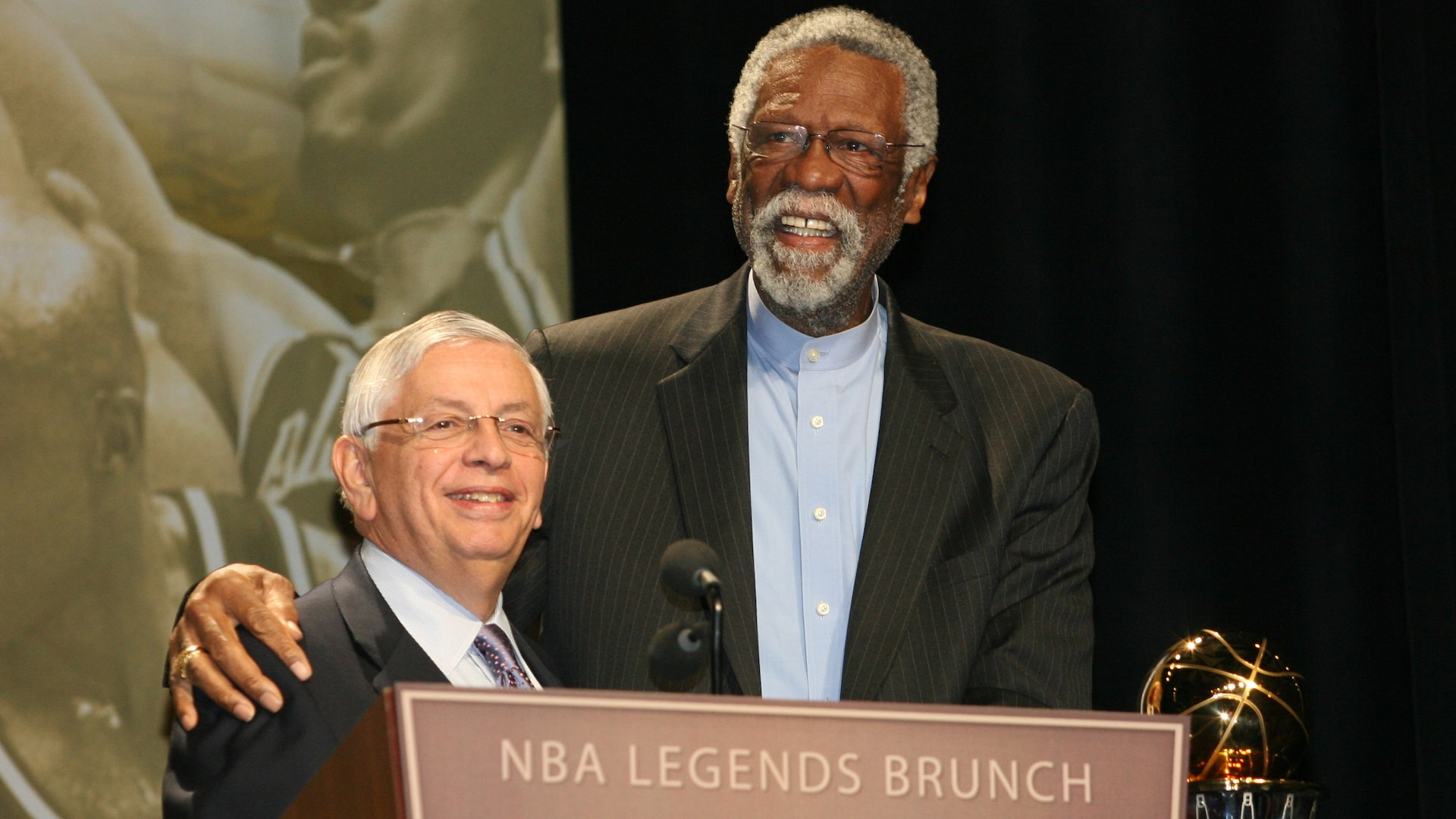 Twitter reacts: David Stern's passing