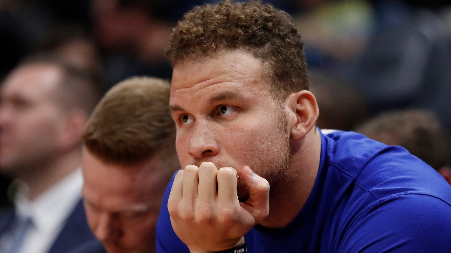 Report: Blake Griffin considering season-ending surgery