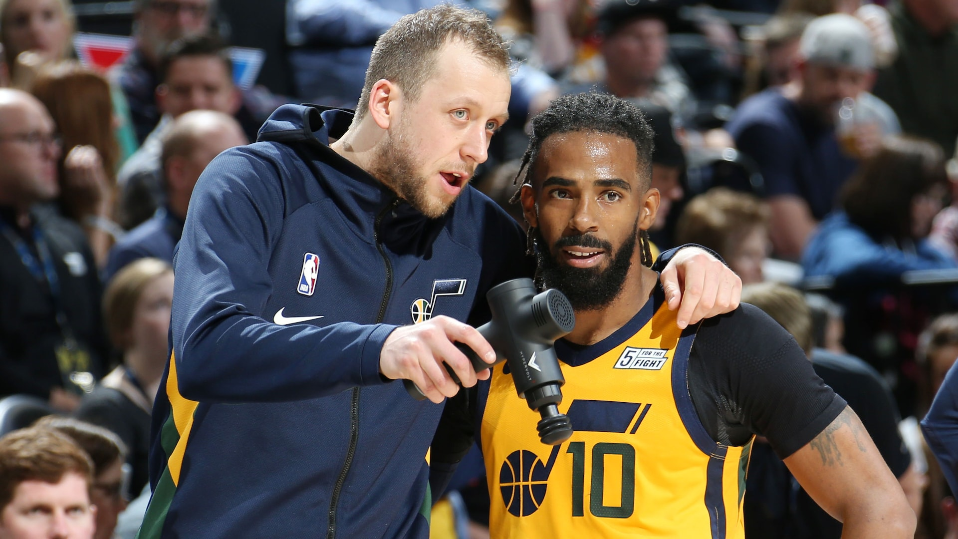 Friday's notebook: The Jazz are on an offensive tear and still missing a key piece