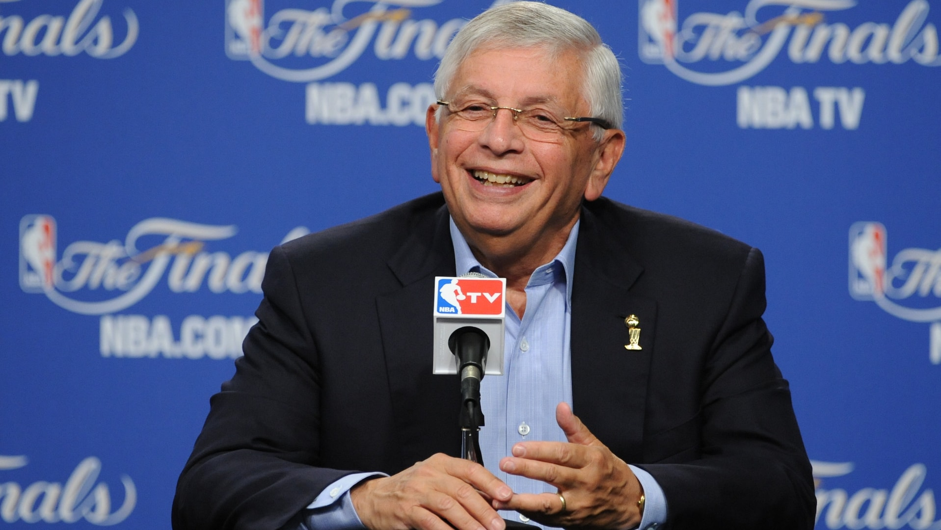 David Stern's immeasurable life celebrated at memorial service
