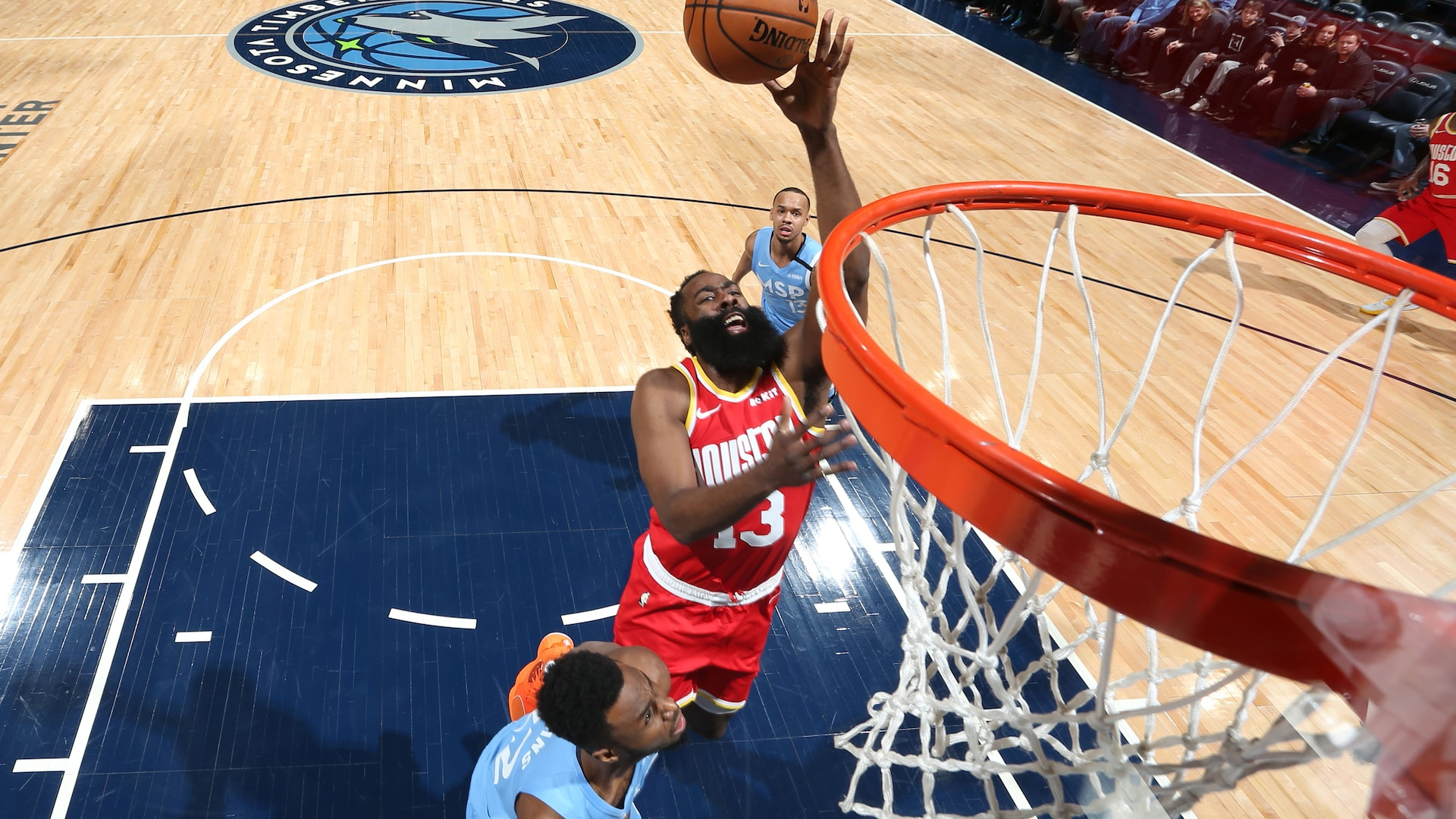 Friday's notebook: James Harden struggles in January