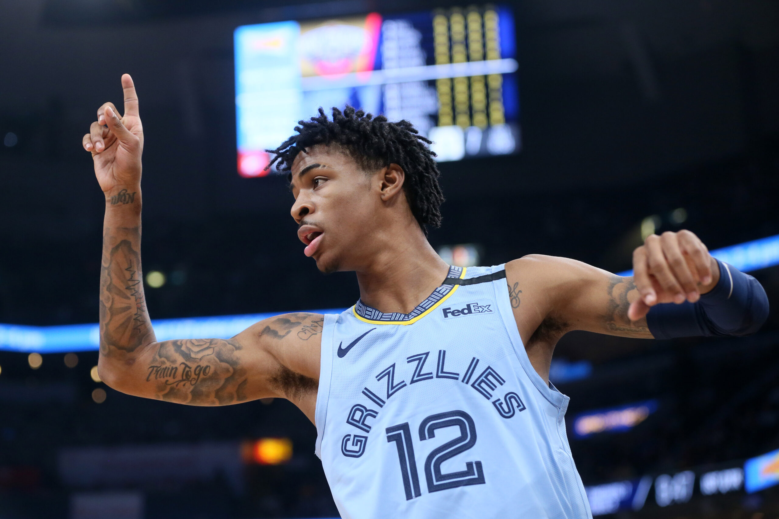 Kia Rookie Ladder: No letting up at the top for Ja Morant
