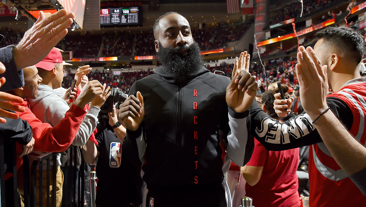 James Harden becomes 45th player to score 20,000 career points