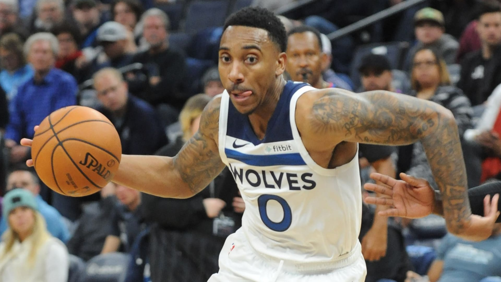 Wolves trade Jeff Teague to Hawks