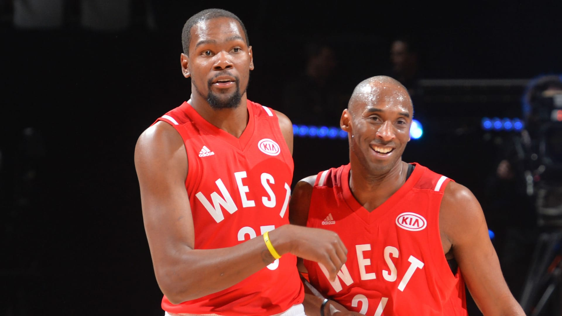 Kevin Durant mourns death of Kobe Bryant, says it's hard to move forward