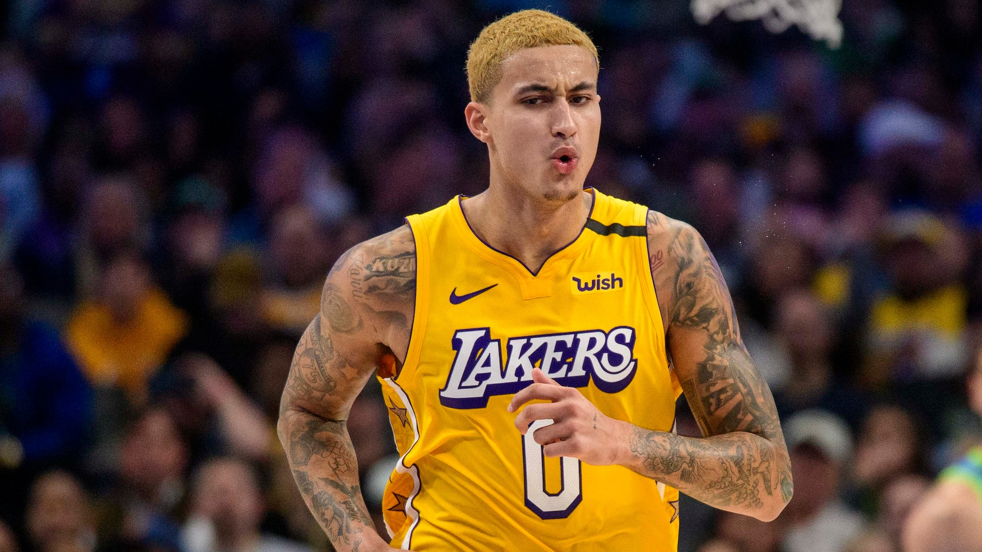 Lakers still waiting for real Kyle Kuzma to please stand up