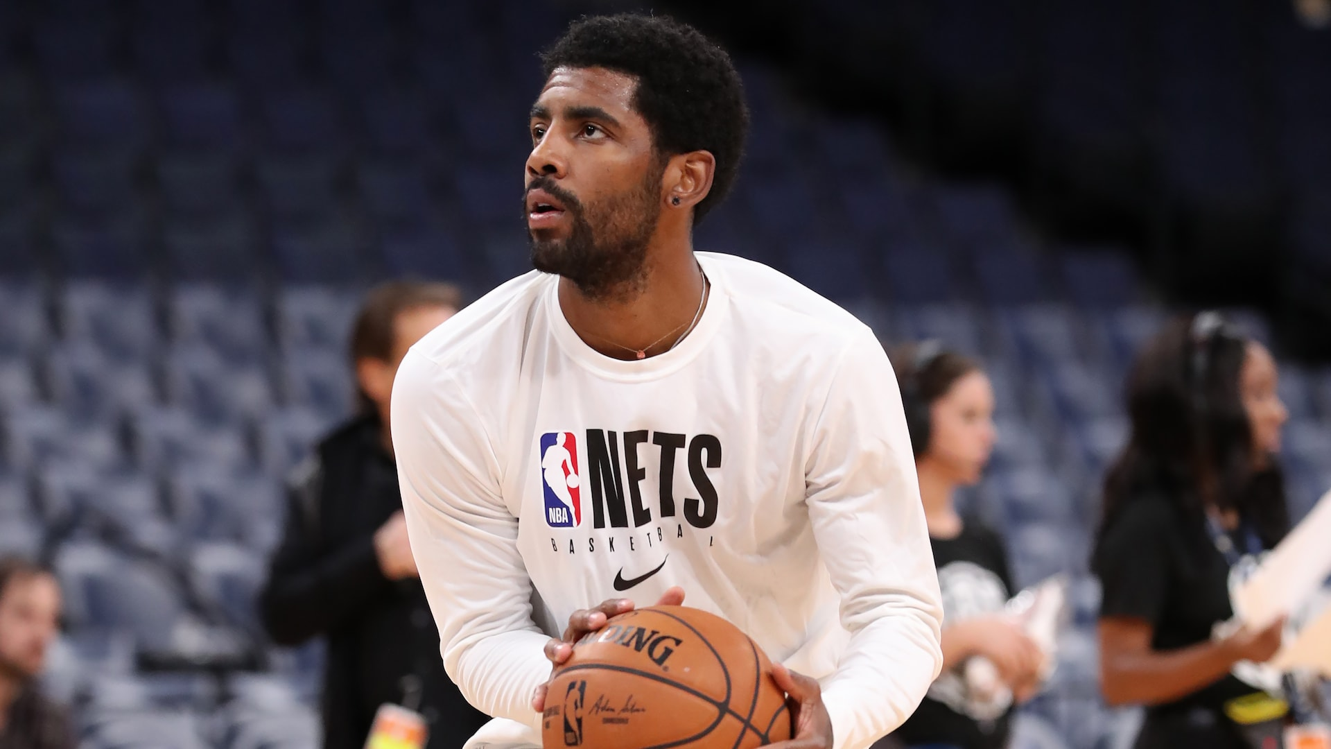 Kyrie Irving hoping to return to court next week