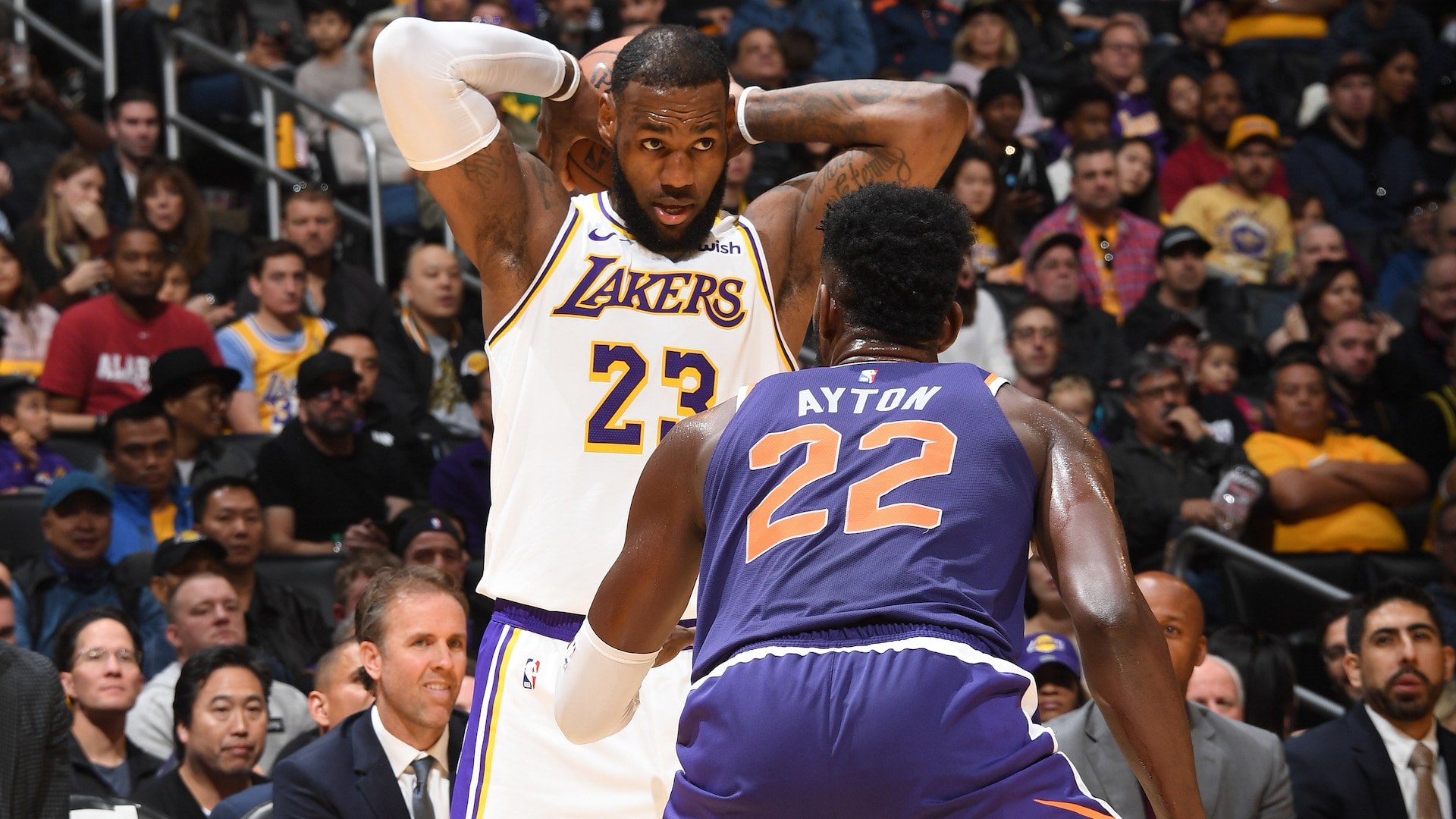 From willing passer to league leader, LeBron James is ready to dish