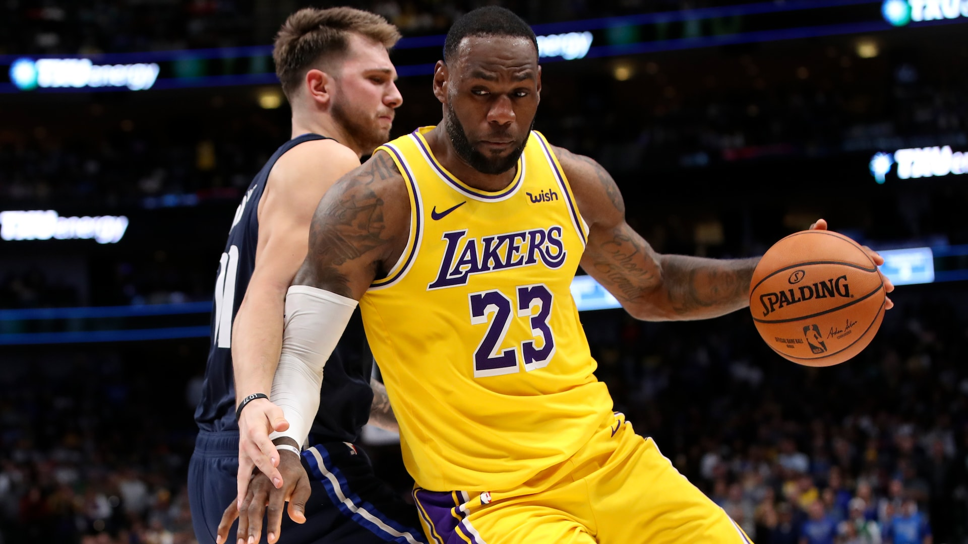 5 Can't-Miss Matchups: LeBron James vs. Luka Doncic