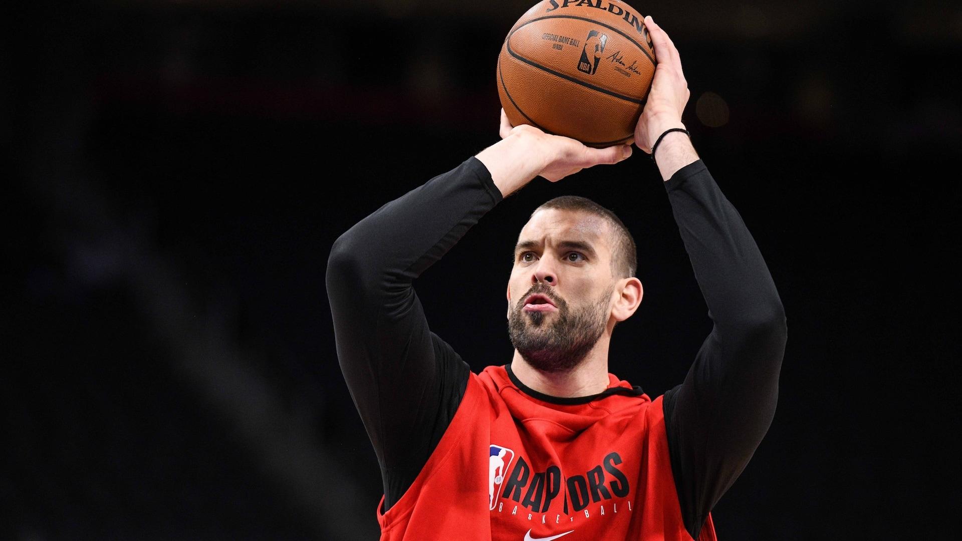 Raptors' Marc Gasol planning to return vs. Thunder