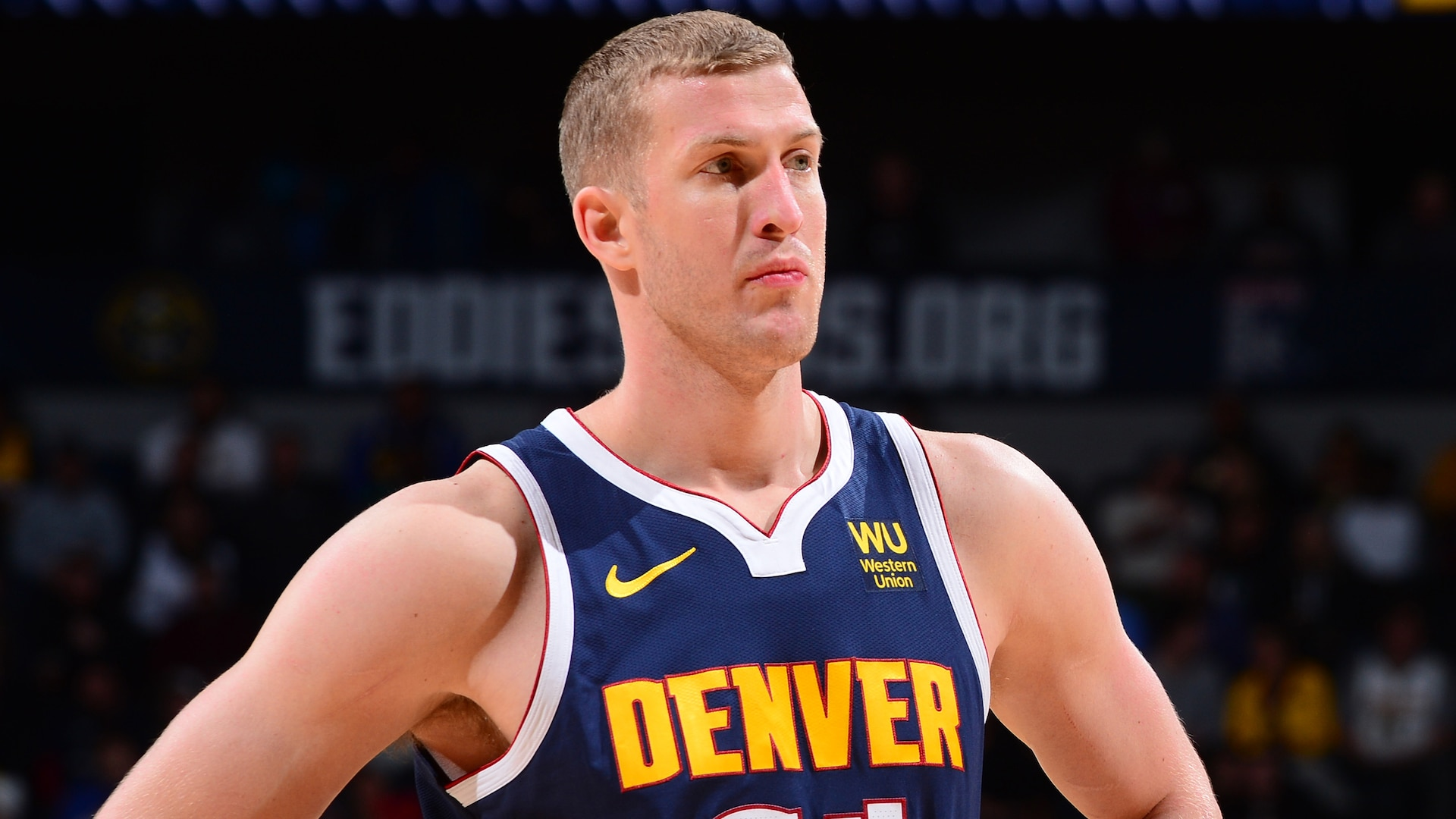 Nuggets' Mason Plumlee out with right foot injury