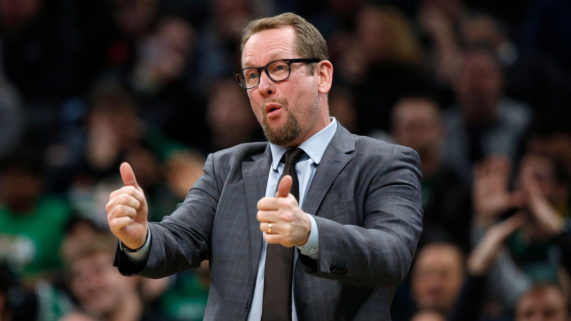 Nick Nurse to coach Team Giannis in 2020 NBA All-Star Game