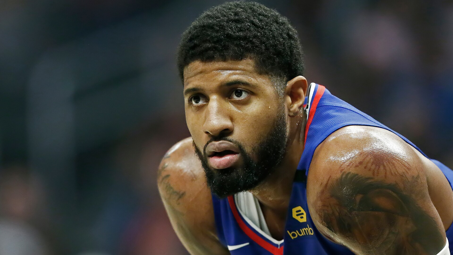 Paul George (hamstring) out Friday, won't travel with Clippers to Denver
