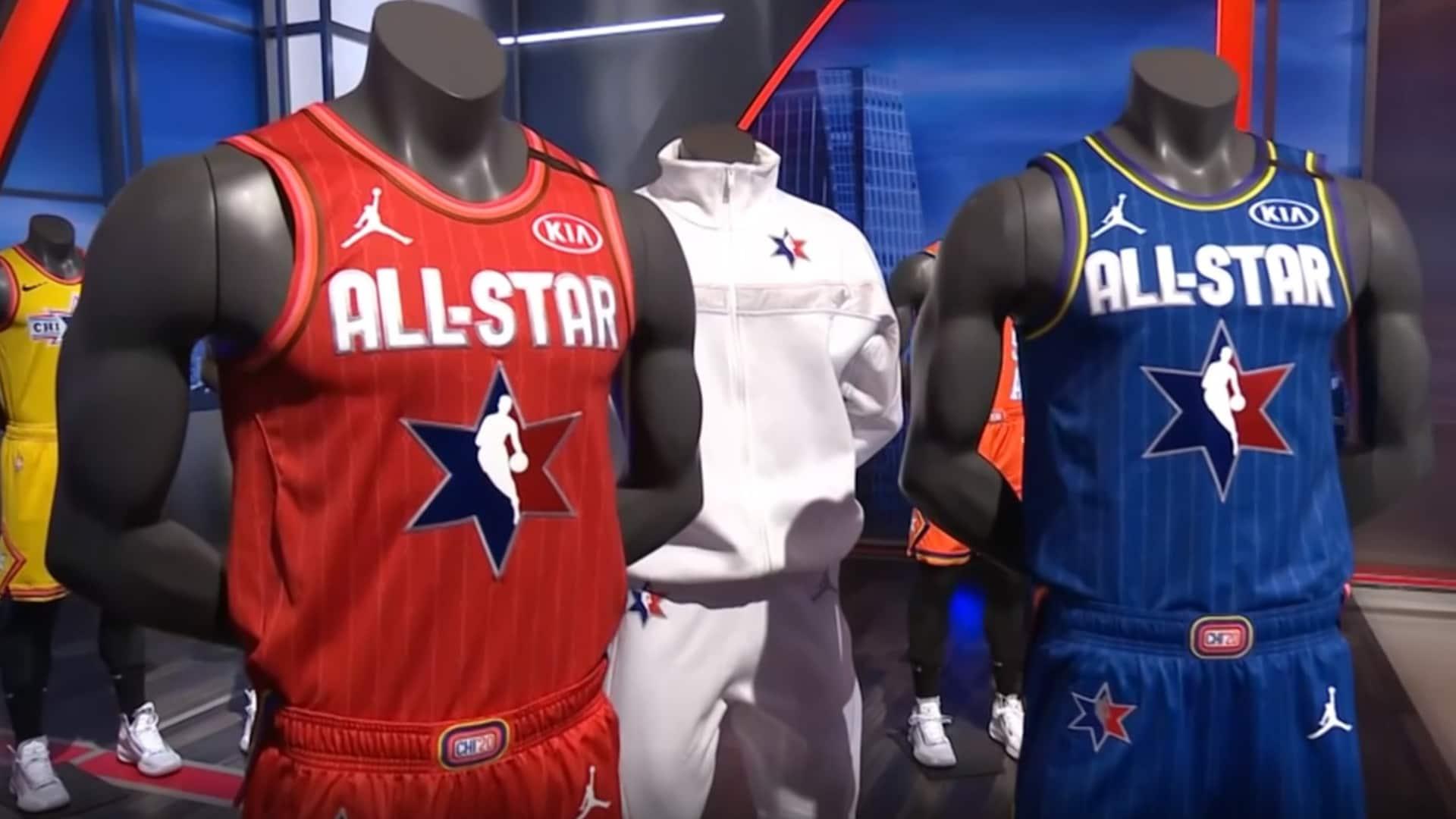NBA, NBPA and Nike to honor Kobe and Gianna Bryant on NBA All-Star uniforms