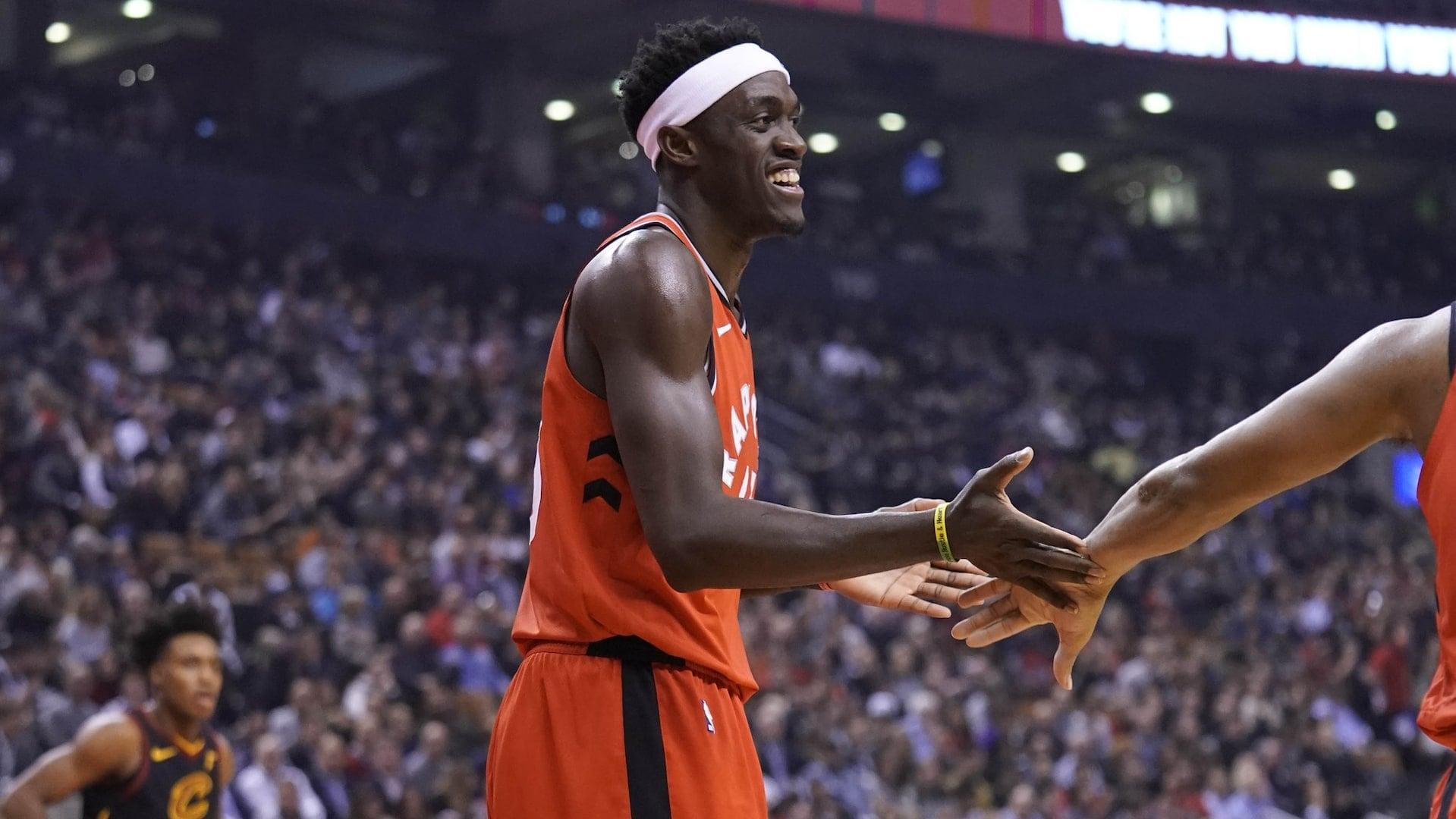 Pascal Siakam, Norman Powell return to Raptors' starting lineup