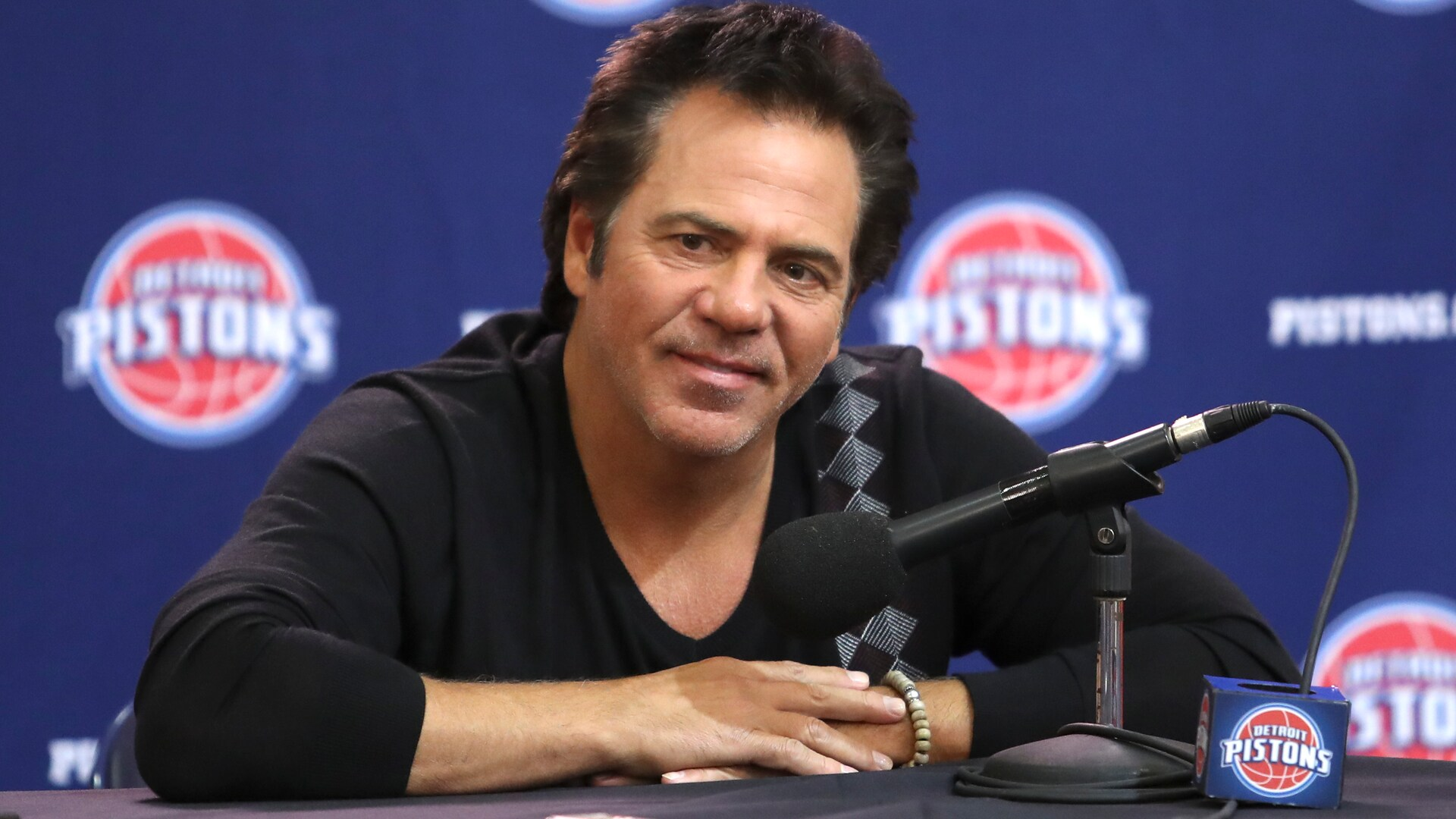 Pistons owner Tom Gores on team: 'We've got a lot of work to do'