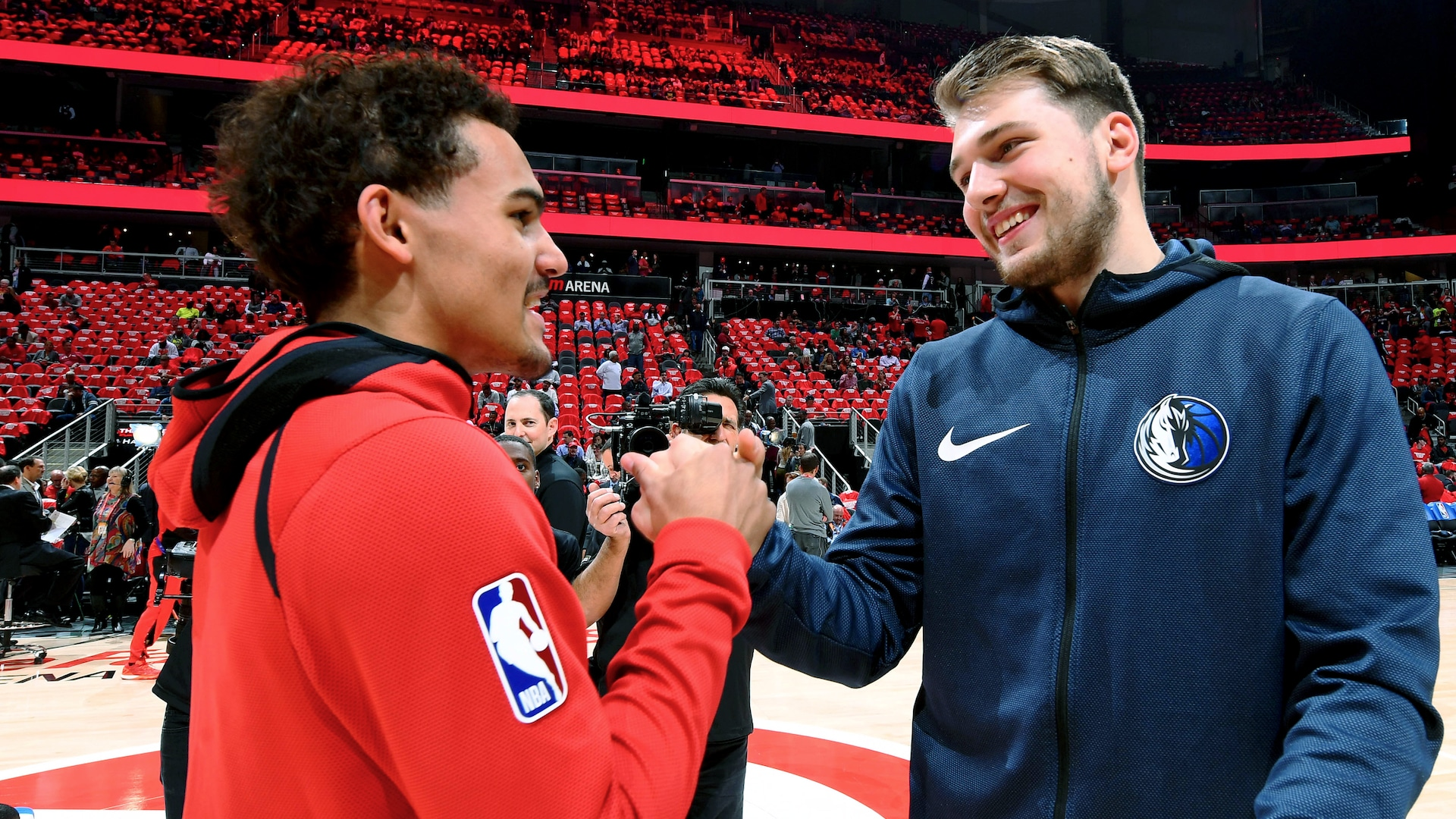5 Can't-Miss Matchups: Trae Young vs. Luka Doncic