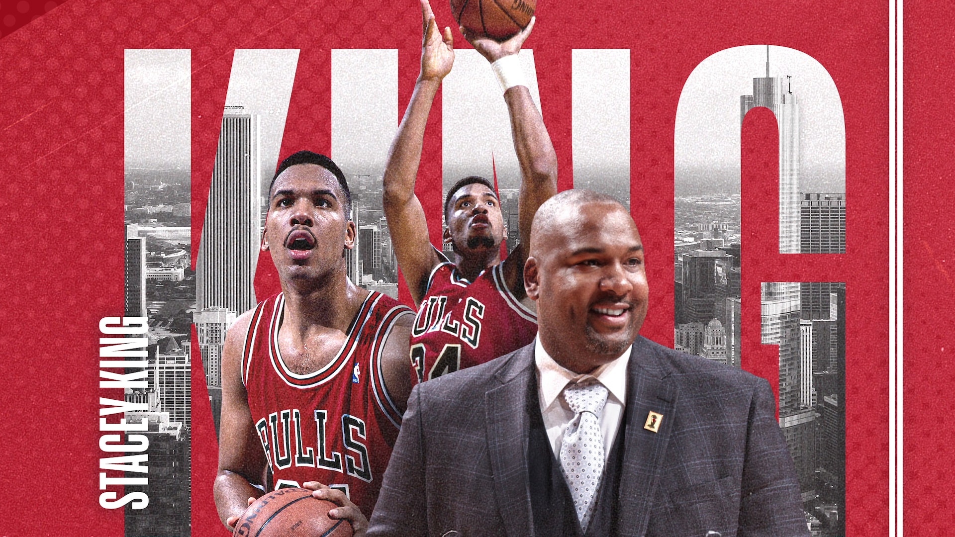 Hang Time Podcast: Chicago Bulls analyst Stacey King