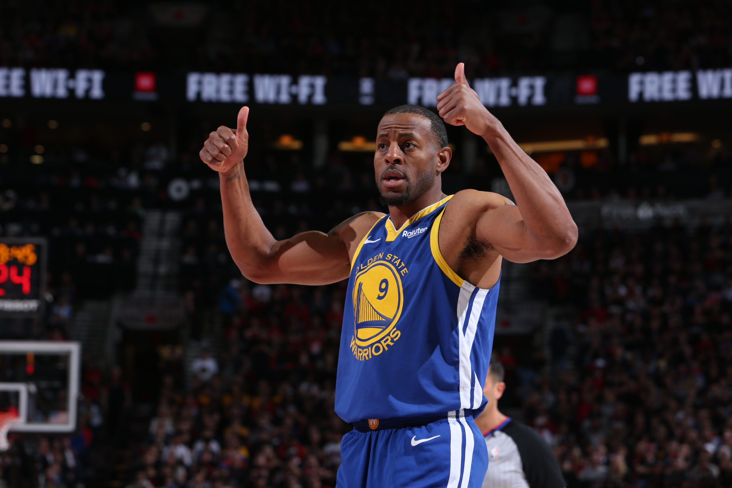 Heat acquire Andre Iguodala, Jae Crowder and Solomon Hill