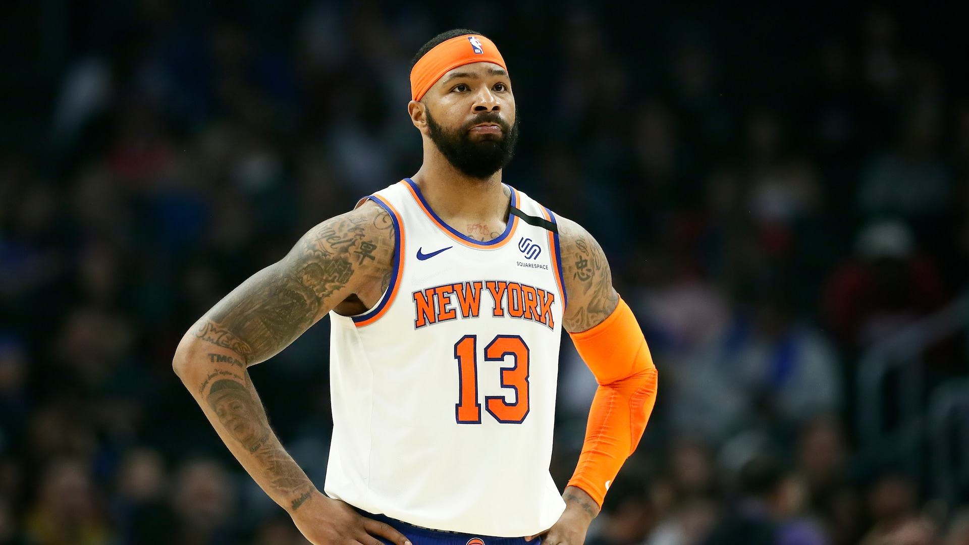 Clippers adding Marcus Morris in 3-team trade